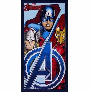 Avengers badlaken 70 x 140 cm type 1
