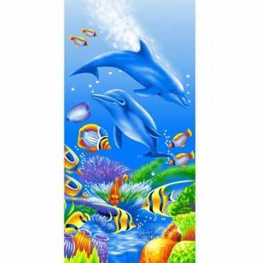 Dolfijn badlaken 75 x 150