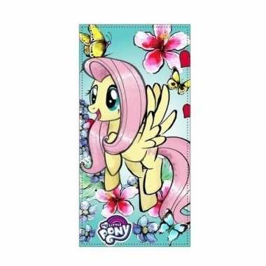 My little pony badlaken/badlaken fluttershy 70 x 140 cm