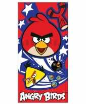 Angry birds badlaken 70 x 140 cm