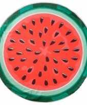 Badlaken watermeloen 150 cm