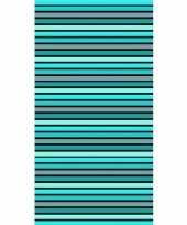 Gekleurd streepjes badlaken marbella 90 x 170