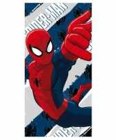 Spiderman handdoeken