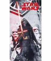 Star wars kylo ren badlaken 70 x 140 cm