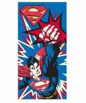 Superman handdoeken